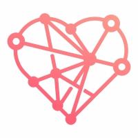 Atom Love Logo