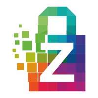 Z Letter Colorful Logo