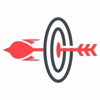 Bird Arrows Logo