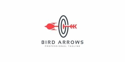 Bird Arrows Logo