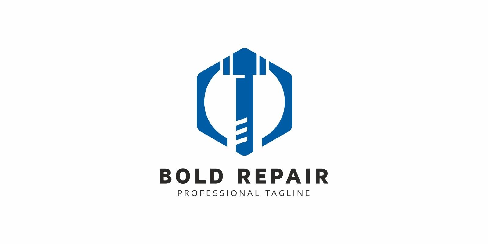 Bold Repair Logo