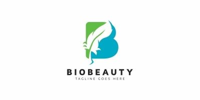 Beauty B Letter Logo