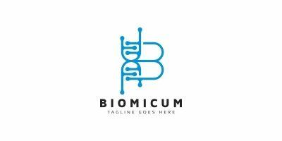 Bio B Letter Logo