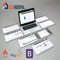 CX-Rental Rental Management System