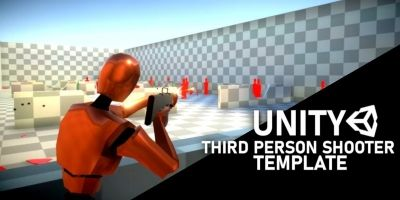Third Person Shooter Unity Template