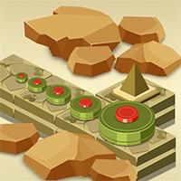 Desert Jump- Buildbox Template