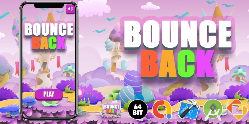 Bounce Back - Buildbox Template
