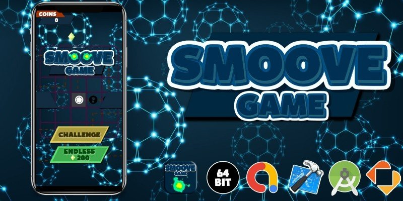 Smoove 2  - Buildbox Template