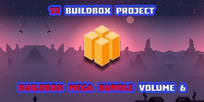 Buildbox Mega Bundle Volume 6