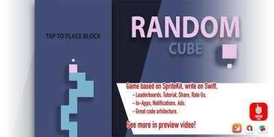 Random Cube - iOS Source Code
