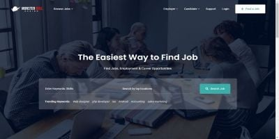 Job Portal Management System