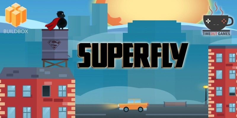 Superfly - Full Buildbox Game