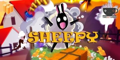 Sheepy - Full Buildbox Game