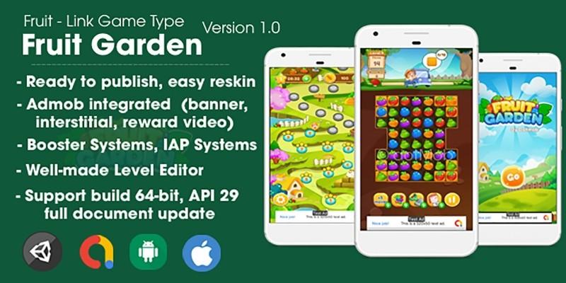 Fruit Garden - Unity Template Project