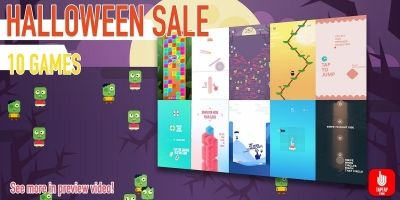 Halloween Sale - 10 iOS Games