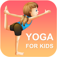 Android Daily Yoga For Kids App Template