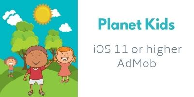 Planet Kids - iOS Source Code