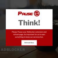 Pause Adblocker Pro WordPress Plugin