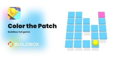 Color The Path - Buildbox Template