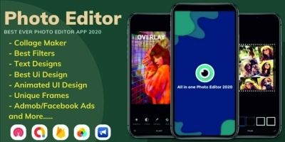 Pro Image Editor - Android App Source Code