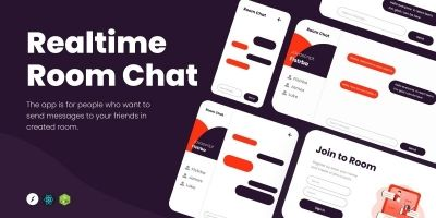 Realtime Room Chat Socket.io Node.js