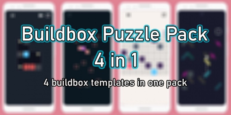 Buildbox Puzzle Games Pack