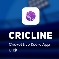 CricLine  - Android UI Kit