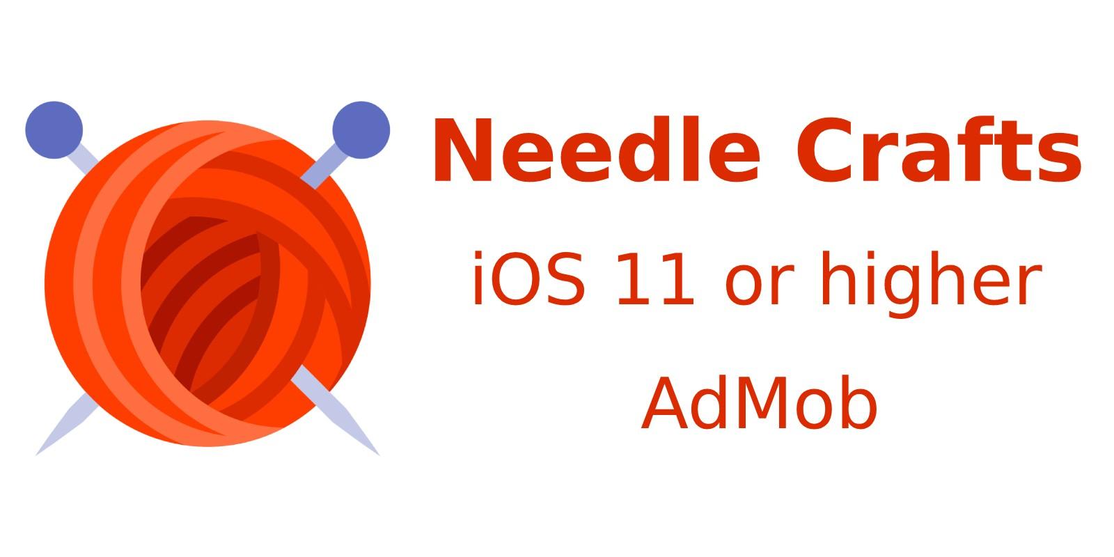 Needle Crafts - iOS Source Code