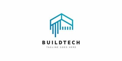 Building Tech Logo