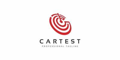 Car C Letter Logo