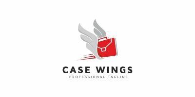 Case Wings Logo