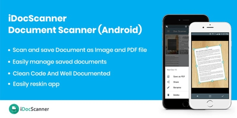 iDocScanner - Document Scanner Android