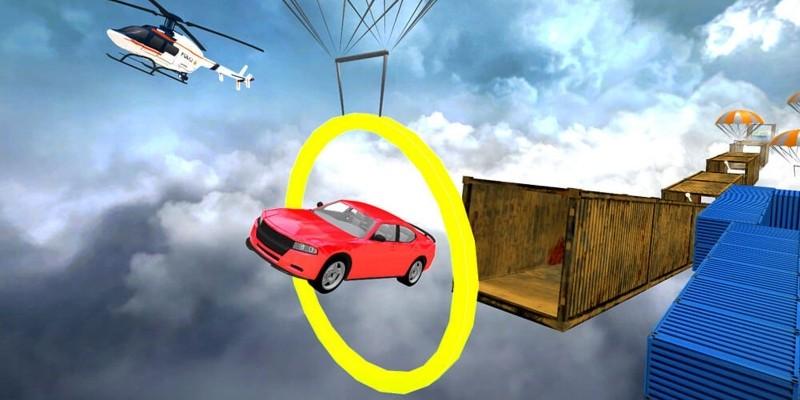 Extreme Tracks Stunt Car Racing Unity 3D