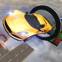 Mountain Climb - Stunt Racing Unity 3D Game