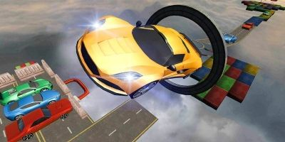 Mountain Climb - Stunt Racing Unity 3D Game