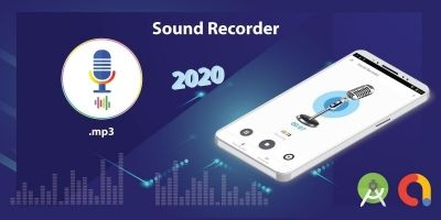 Sound Recorder -Full Android Source Code