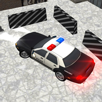 Police Car Parking Game Unity Source Code