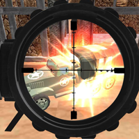 Special Sniper - Unity Source Code