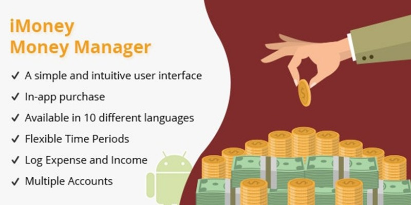 iMoney - Money Manager Android Source Code