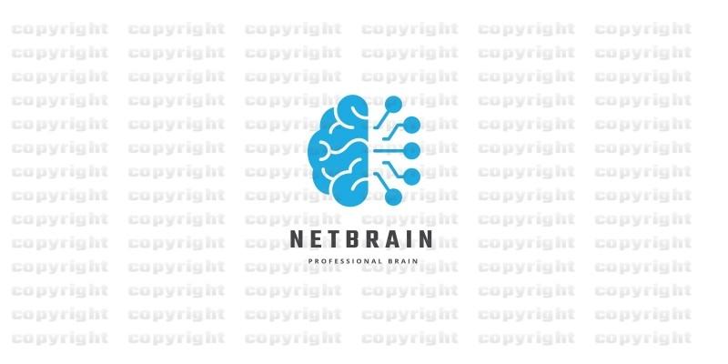 Net Brain Logo