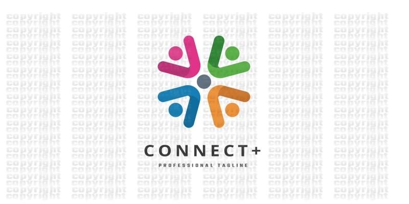 Connect Plus Logo