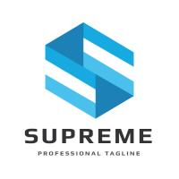 Supreme Letter S Logo