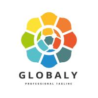 Global World Logo