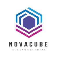 Nova Cube Logo