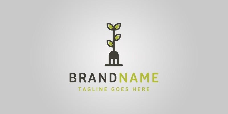 Eco Food Logo Template
