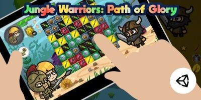 Jungle Warriors: Path of Glory - Unity Project