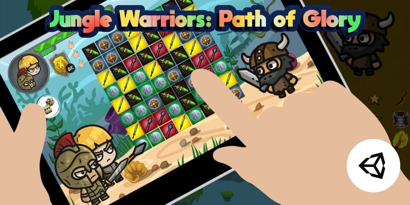 Jungle Warriors: Path of Glory - Unity Project