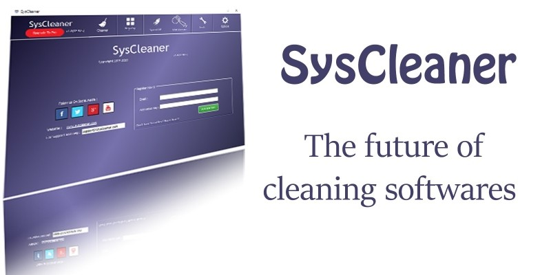 SysCleaner C# Source Code
