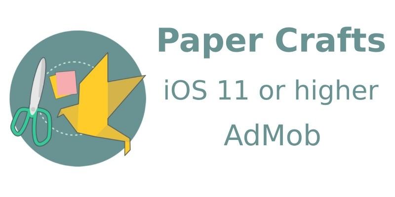 Paper Crafts - iOS Source Code