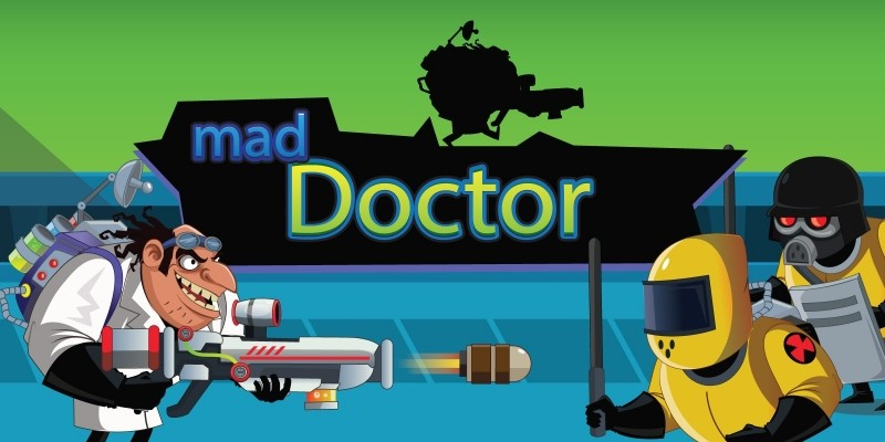Mad Doctor - Unity Project For Android and iOS